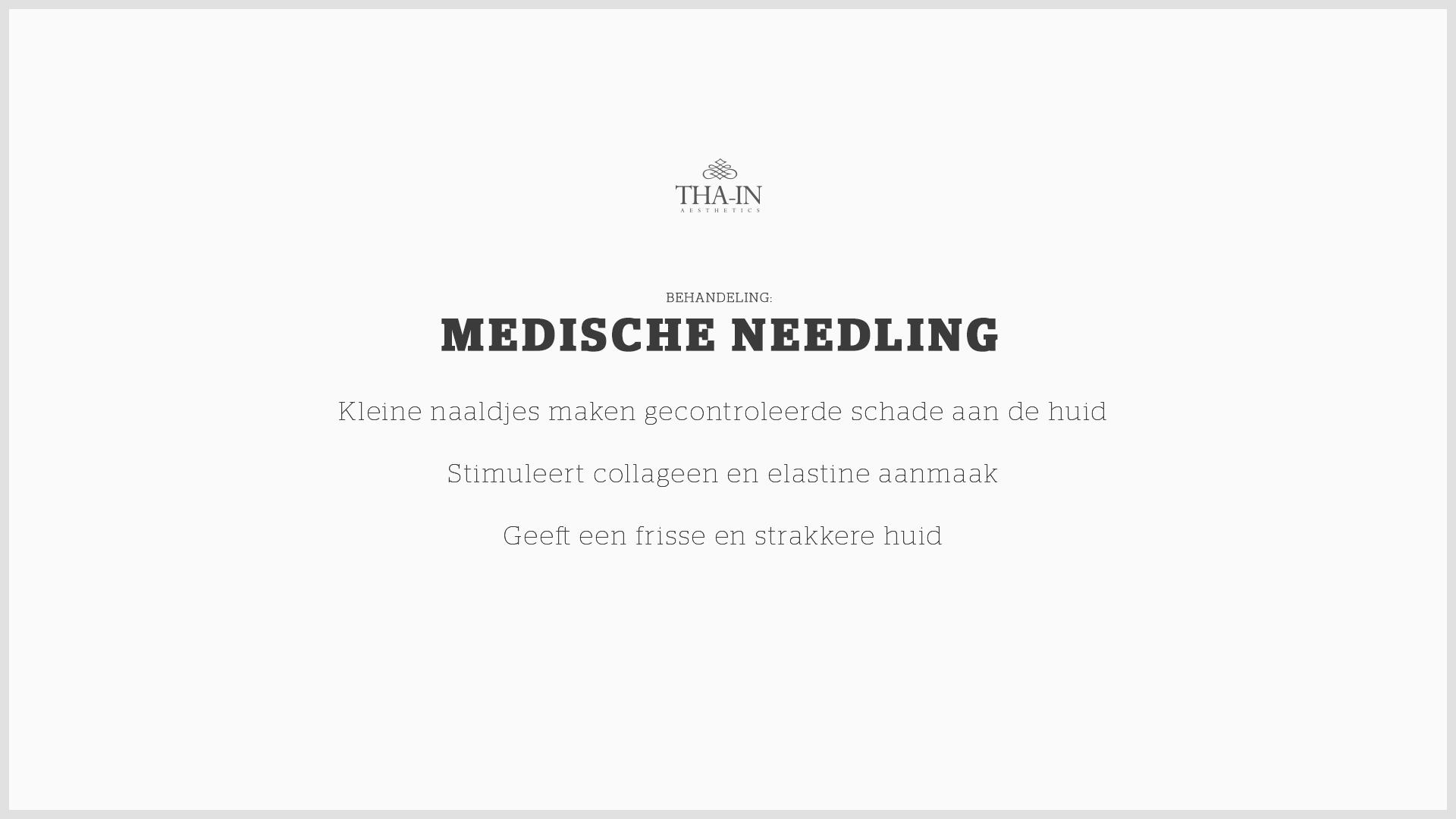 Medisch Needling